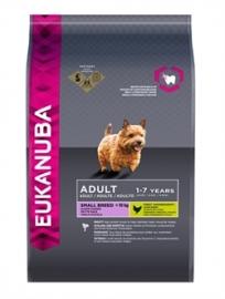 Eukanuba dog adult small breed chicken 12 kg