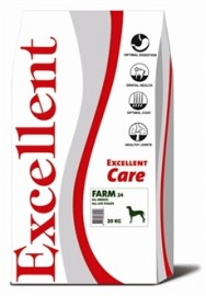 Excellent care farm 24 15 kg